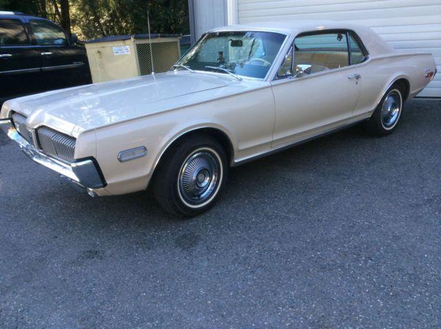 1968 Mercury Cougar Coupe - Classic Mercury Cougar 1968 for sale