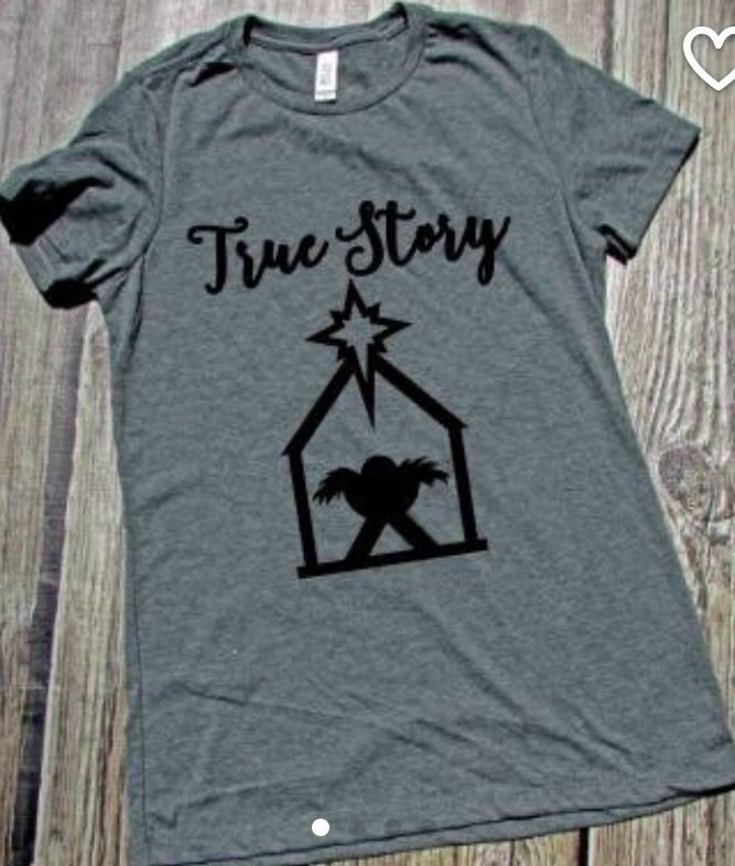 True story (manger)