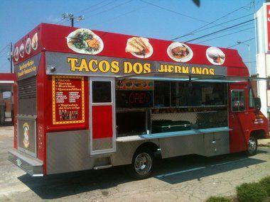 Food Truck In Birmingham Alabama