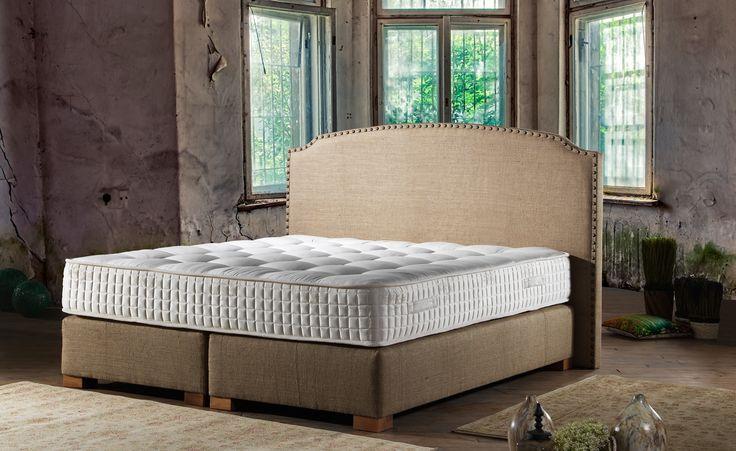 1000 ideas about boxspringbett matratze on pinterest. Black Bedroom Furniture Sets. Home Design Ideas
