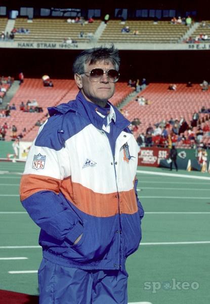 Dan Reeves Denver Broncos HC