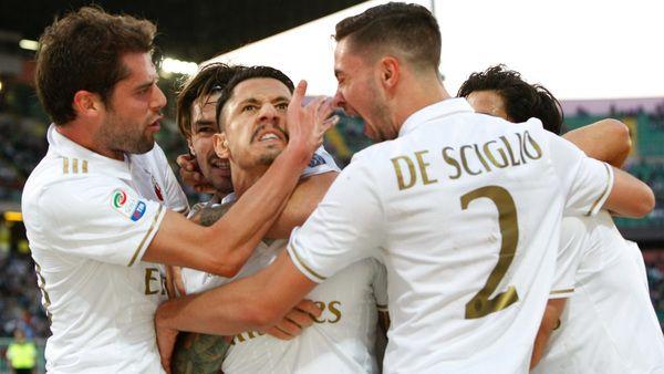 Comme annoncé par L'Équipe vendredi, l'OM s'est bien renseigné pour Gianluca Lapadula selon La Gazzetta dello Sport !« J'ai demandé à mes joueurs de rester concentrés sur la compétition. Et moi…