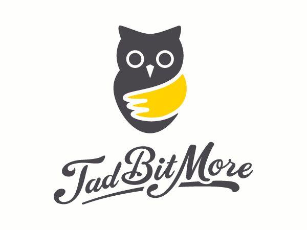 Tad Bit Moreのロゴ
