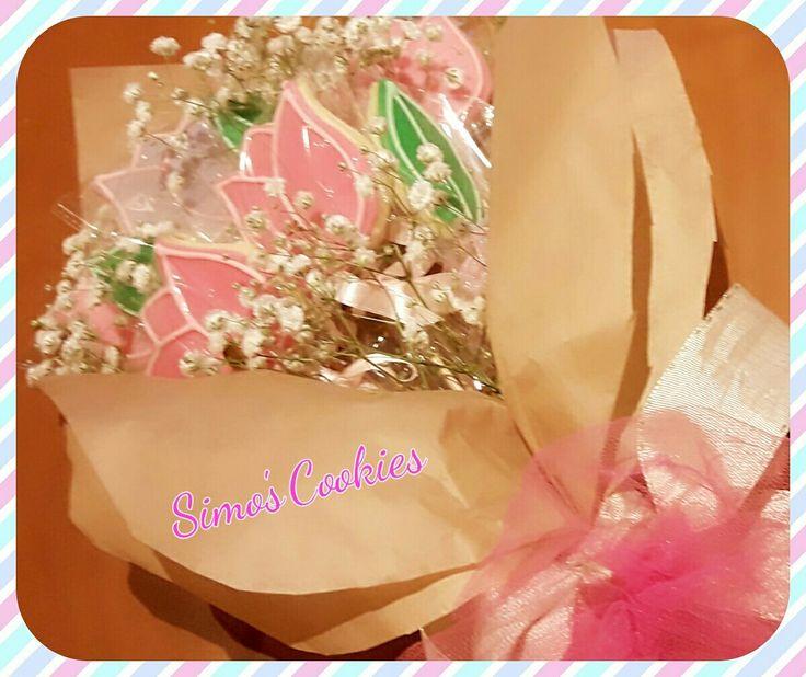 Bouquet per festa di compleanno
