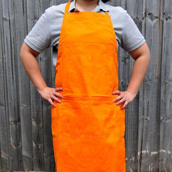 Blank Clothing - FRESH | plain cotton aprons full bib