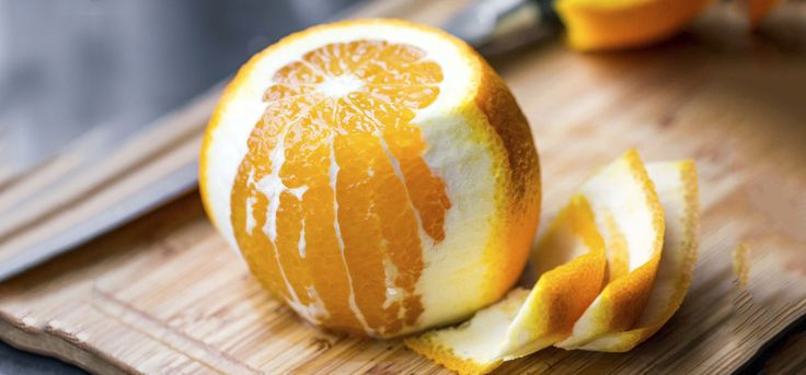 Did you know that the healthiest part of some fruits is their peel? Orange is one such fruit whose peel contains some of the richest nutrients in the world.
