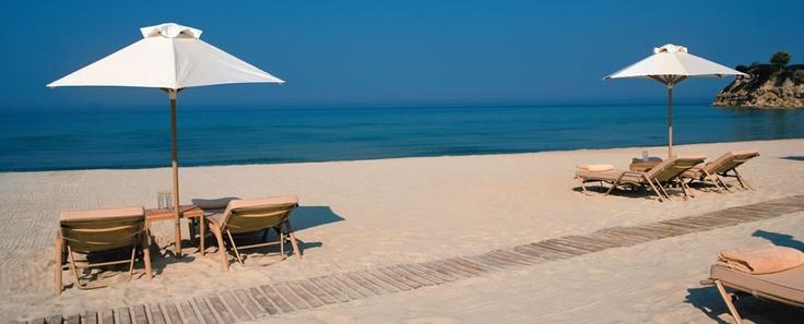 Sani Beach Hotel Resort @ greece
