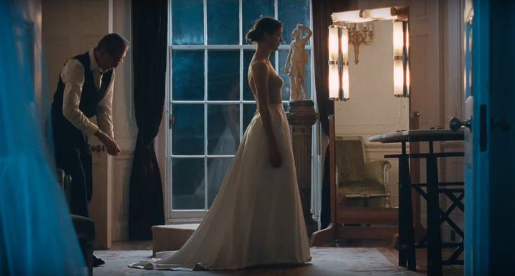 The Creatitity Process of Phantom Thread #OscarMovie #OscarThread #PhantomThread #DanielDayLews http://covetedition.com/fashion/tailored-dramatic-beauty-phantom-thread/