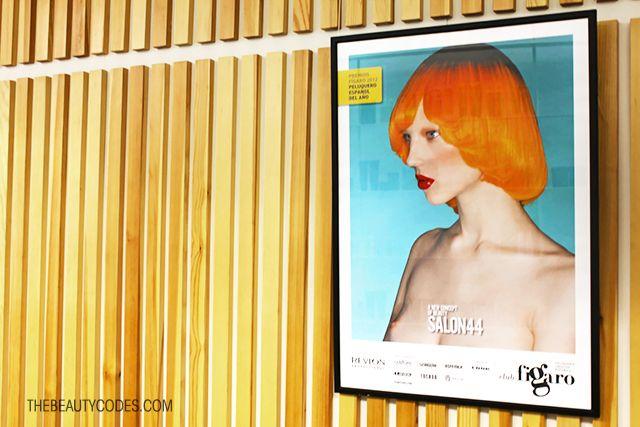 Salon 44, una de las mejores peluquerías de España y Madrid