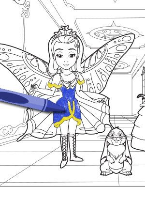 disney junior coloring pages halloween - photo#41