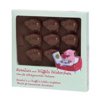 Malackás bonbon forma http://www.nosaltywebshop.hu/termek/malackas-bonbon-forma/