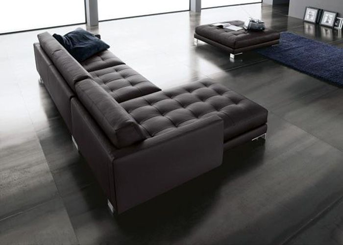 Small Sectional Sofa I enjoy this balanced out with a nice soft nest chair and a