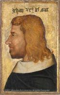 Jean II le Bon, roi de France (1319 - 1364) | Musée du Louvre | Paris