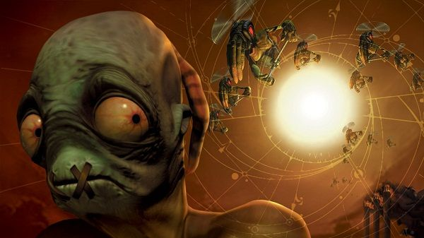 There have been a few stirrings from the odd world of Oddworld lately.    With several projects in the works, there's a lot of fan interest building, but details are scarce for now. Via their Facebook page, Oddworld Inhabitants have responded to the constant fan-nagging. Kinda.