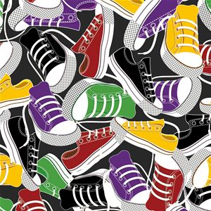 Quadro All Star #shoes #show #allstar #madeinitaly #paintings #pictures #pintdecor #graphicollection