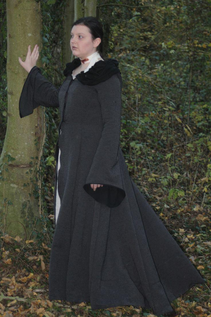 Shooting Lady Coeur-de-Pierre pour Halloween 2015 / Shooting Lady Stone-Heart for Halloween 2015