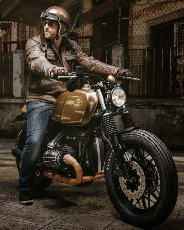 GOOD LIFE & GOOD TASTE: JeriKan Motorcycles