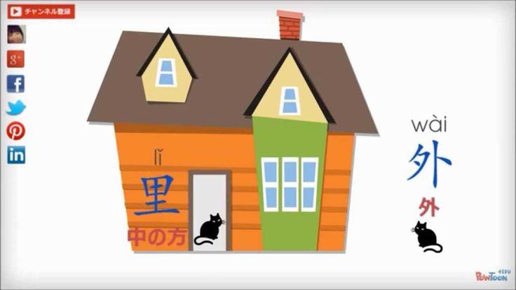 子猫どこに行っちゃったんでしょう。ベッドの下?ドアの後?子猫を探しながら場所の言い方を習いましょう! #方位詞 #中国語 #場所の言い方