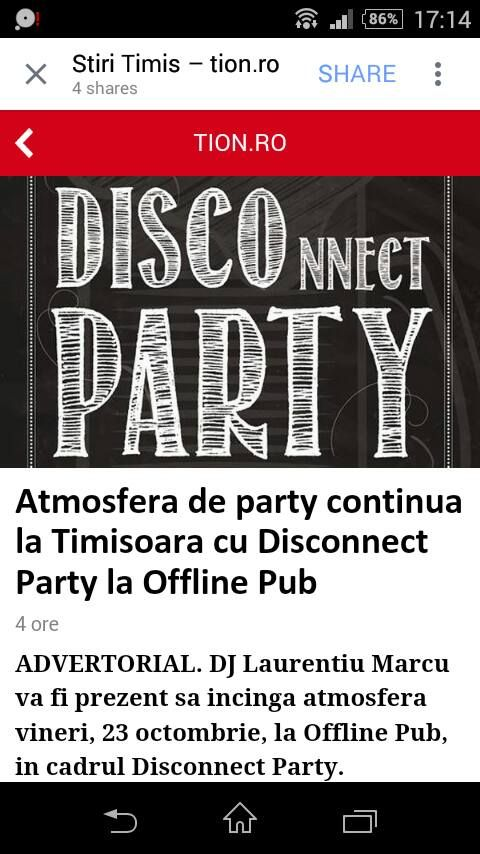 https://meps.ro/ro/ads/58821beb972b2/Cluburi si baruri/Offline Pub Timisoara