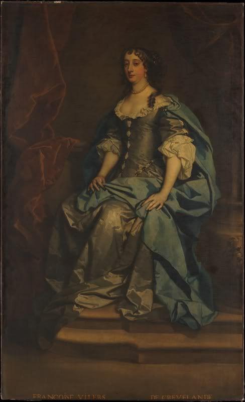 17th century women's fashion
