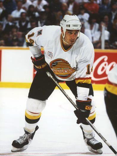 Geoff Courtnall (Canucks de Vancouver)