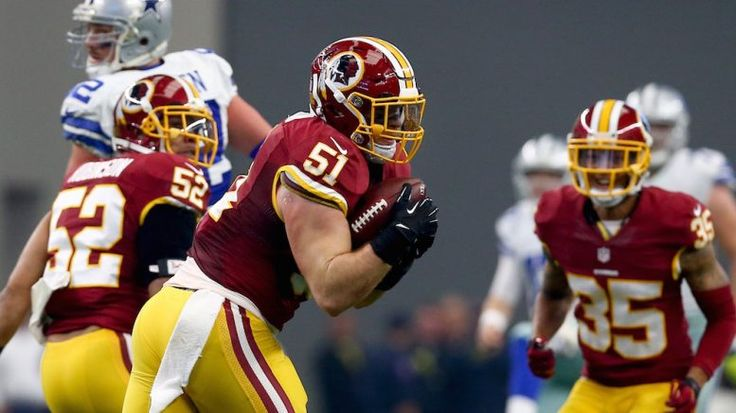 Five Young Redskins Players to Keep an Eye On