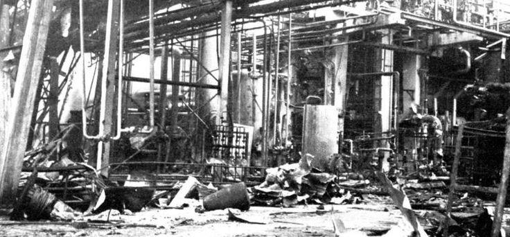 Explosie bij Shell Pernis op 20 januari 1968; ik was toen werkzaam bij de Shell als operator en heb dit meegemaakt. Ik was licht gewond door een val van een trap door de drukgolf.