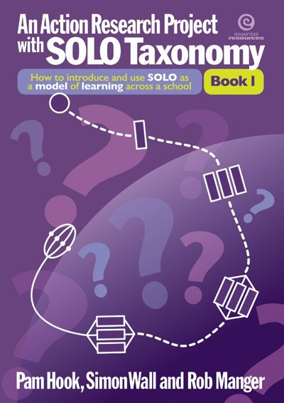 An Action Research Project with SOLO Taxonomy Bk 1 Cover