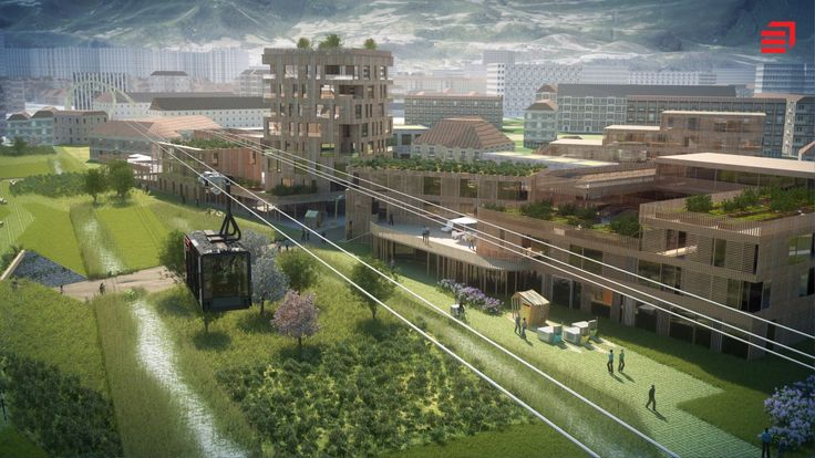 La ville en 2030 : Présentation de la ville durable du futur