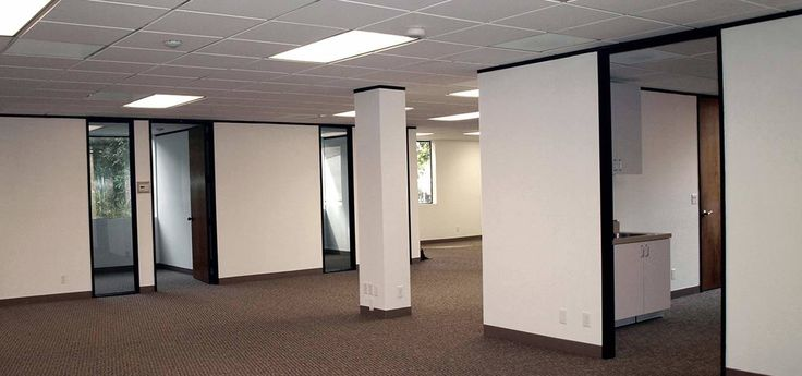 Office space for rent in downtown mountain view - next to train station and Free Shuttle Service from Mountain View Caltrain Station to Shoreline Blvd.