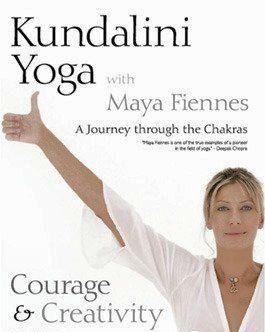 Майа Файнс. Кундалини йога - работа с чакрами