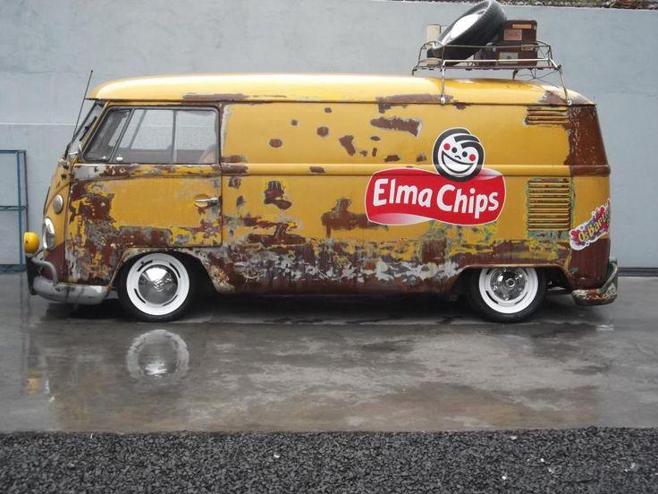 """malautomat:  """" """" ELMA CHIPS """"  """""""