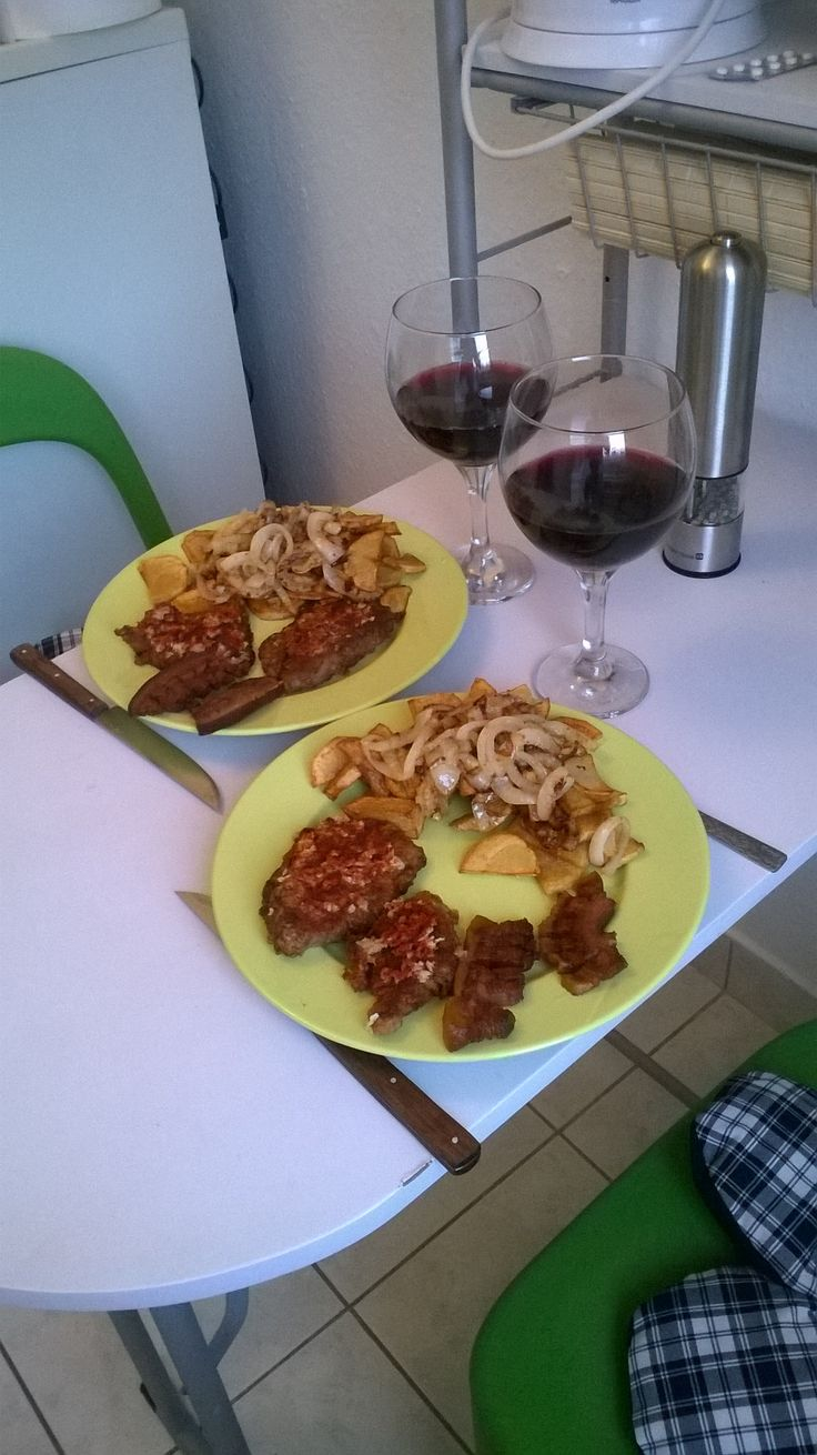 My love cooked <3 #dinner