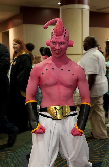 Majin buu cosplay costume