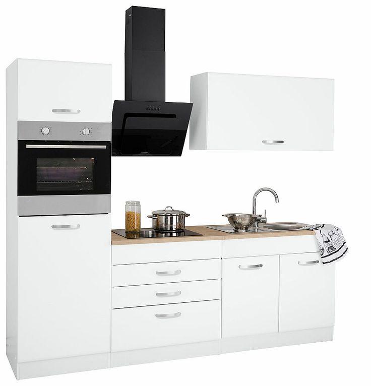 die besten 25+ küchenzeile ohne geräte ideen auf pinterest | küche ... - Küchenzeile Ohne Kühlschrank