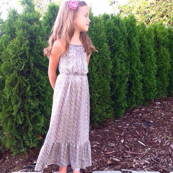 78  ideas about Toddler Maxi Dresses on Pinterest  Girls dresses ...