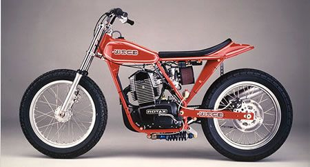 Ron Wood Rotax powered flat tracker please make a street legal one...