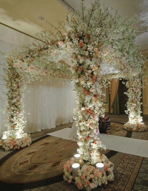 Wedding Stage Decors