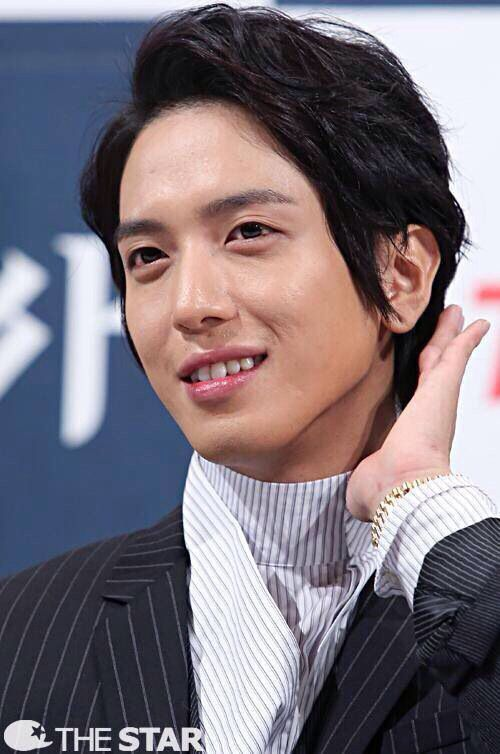 Jung Yong Hwa at The Three Musketeers press conference