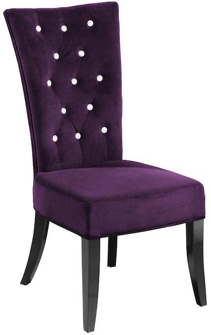 best 25 purple dining rooms ideas on pinterest purple. Black Bedroom Furniture Sets. Home Design Ideas
