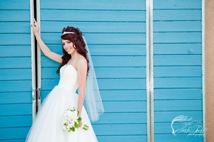 Gorgeous Bride - Disney Jasmine Wedding Dress - New Mexico Wedding ...