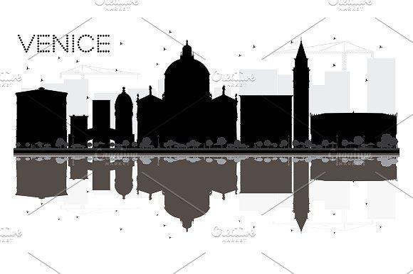 #Venice #City #skyline by Igor Sorokin on @creativemarket