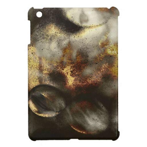 Gold and Silver Star Dust Effect Case For The iPad Mini, iPad Mini Retina, iPad or iPad Air! #fomadesign