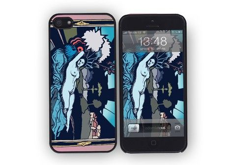 iPhone 4/4s/5 case Giorgione / designed by Jakub Tytykalo / 31,- € / www.vajco.cz