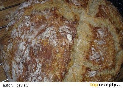 Domácí chléb (výborný) recept - TopRecepty.cz