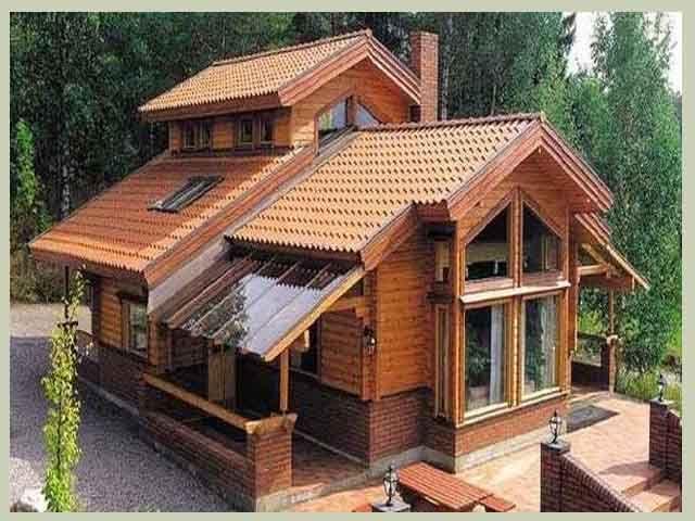 Desain rumah antik minimalis atap biru ini dia gambar desain model rumah minimalis dan sederhana