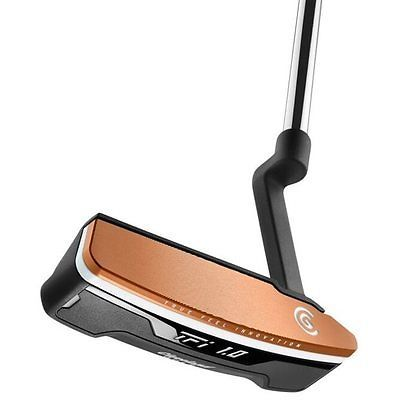 """Cleveland Golf Clubs Tfi 2135 1.0 Putter 34"""" Inches Men Right-Handed Very Good"""