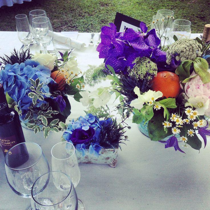 Finca La Concepcion Flowers by L&N Floral Design