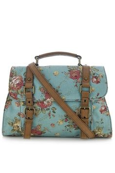 floral bag. Want for school!!!!!