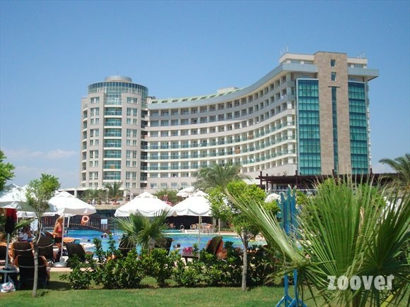 Hotel Sherwood Breezes Resort***** Antalya Turkey